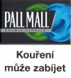 Pall Mall double capsule T