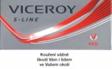 Viceroy S-Line red 40