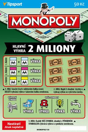Monopoly 50
