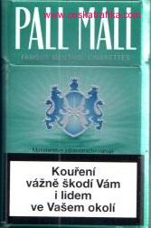 Pall Mall green T