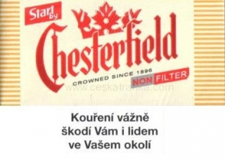 Start by Chesterfield bez filtru