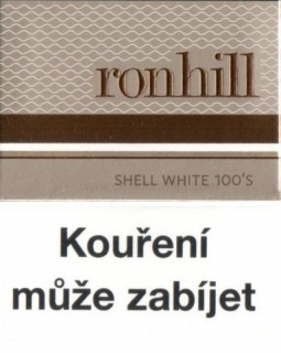 Ronhill white 100 T
