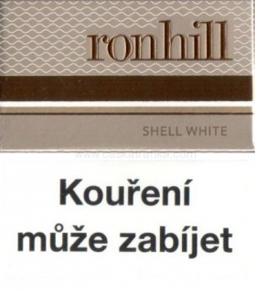 Ronhill white   T