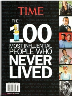 Time 100 most people who never lived