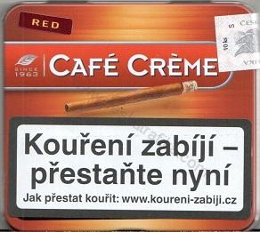 Café Créme red 20 ks 10x