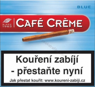 Cafe Creme blue 20 ks