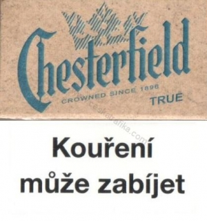 Chesterfield true blue