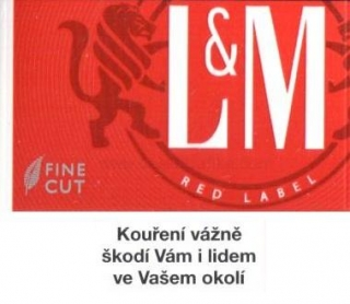 L&M red label T