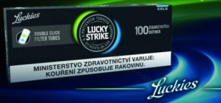 Dutinky Lucky Strike cold 100 ks