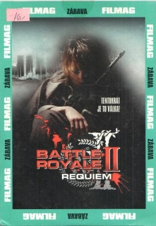 Battle Royal II: Requiem (DVD)