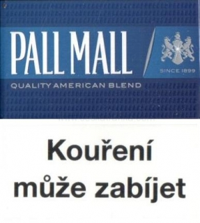 Pall Mall blue T
