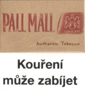 Pall Mall AT red T