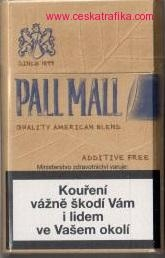 Pall Mall AT  blue T