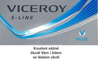 Viceroy S-Line blue 40