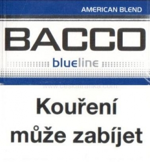 Bacco blue line T