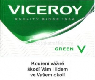 Viceroy green