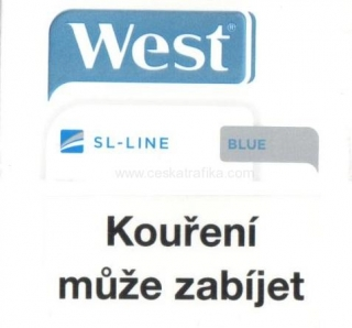 West SL-LINE blue