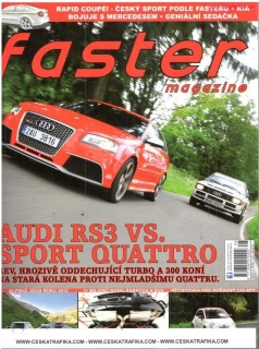 Faster 8/2012