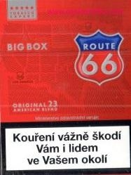 Route 66 red 22 ks
