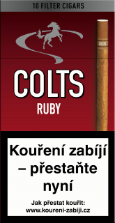 Colts  ruby 10 ks