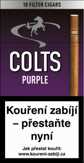 Colts purple 10 ks