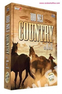 100 Nej country od A do Z