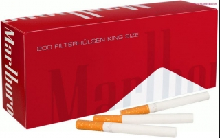 Dutinky Marlboro red 250ks