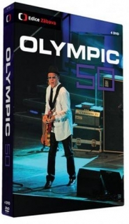 Olympic - 50 let (4 DVD)