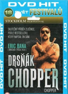 Drsňák Chopper (DVD)