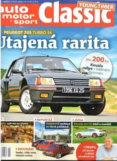 Auto Motor Sport classic Youngtimer 2/2015